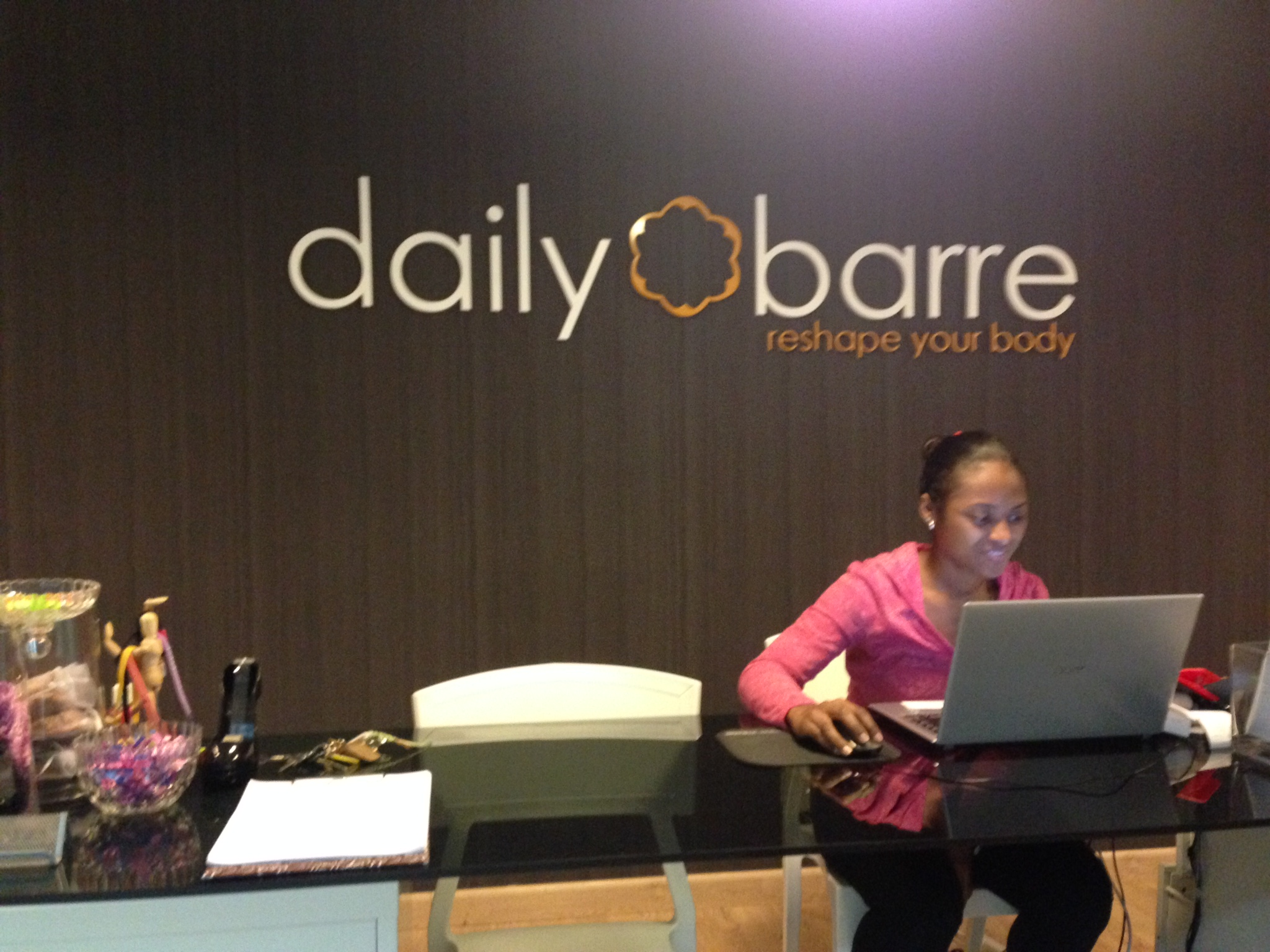 Welcome to the Daily Barre