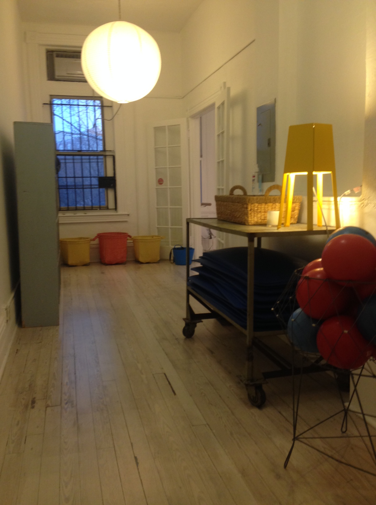 A Homey Bright Setting At BFit