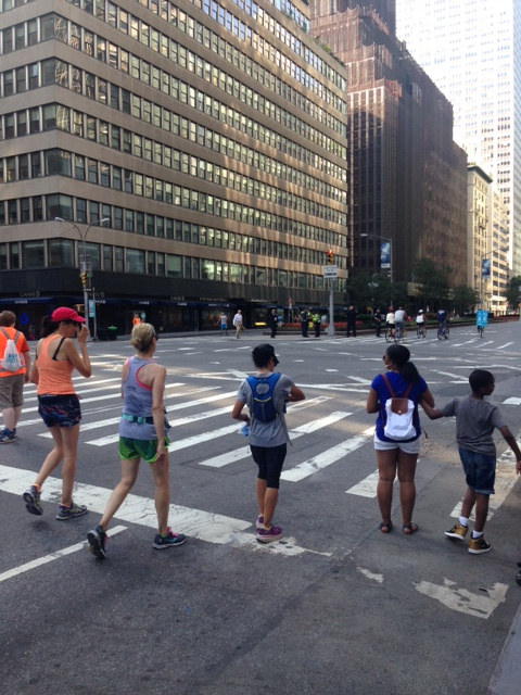 nyc summer streets