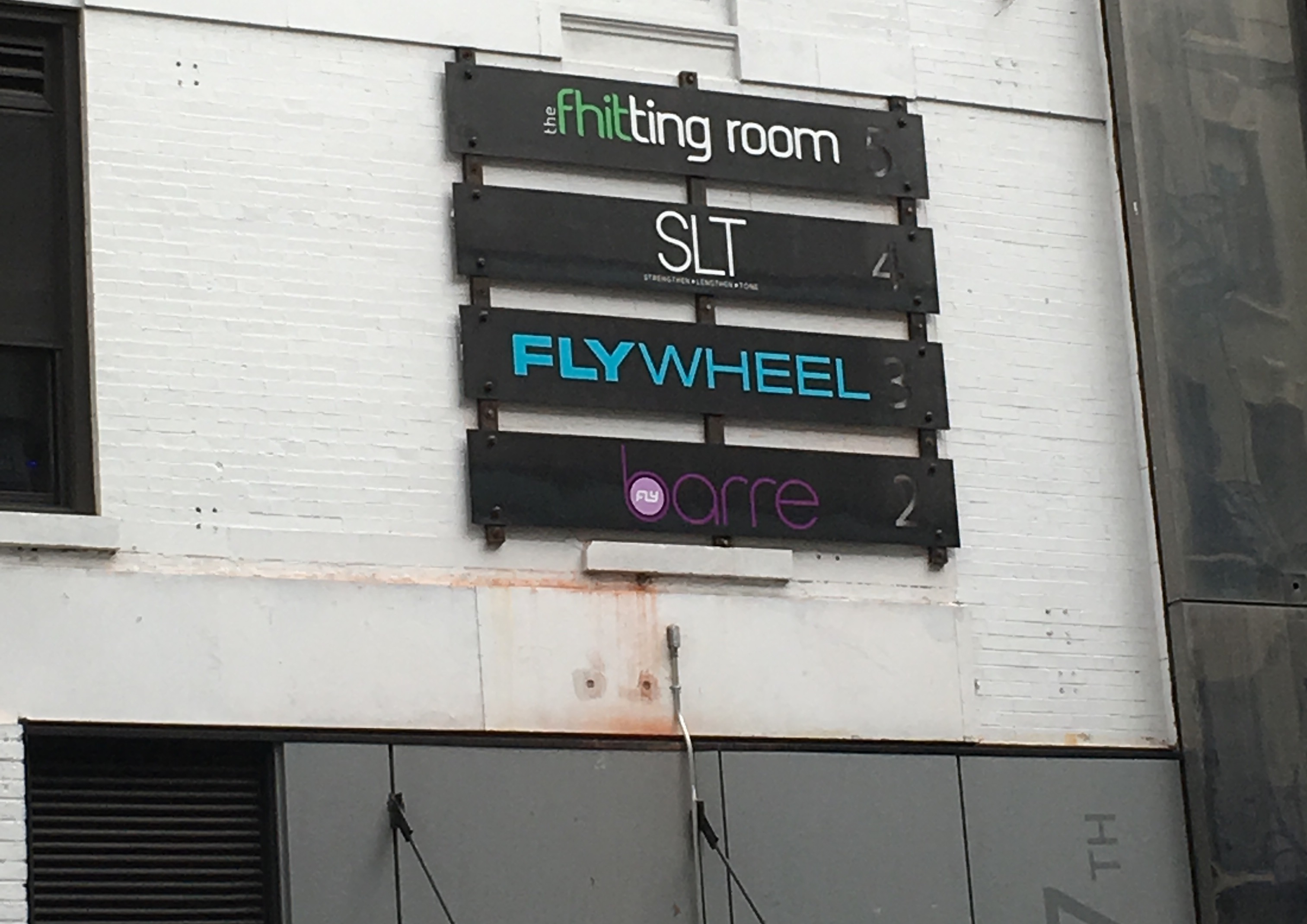 slt flywheel fhitting room