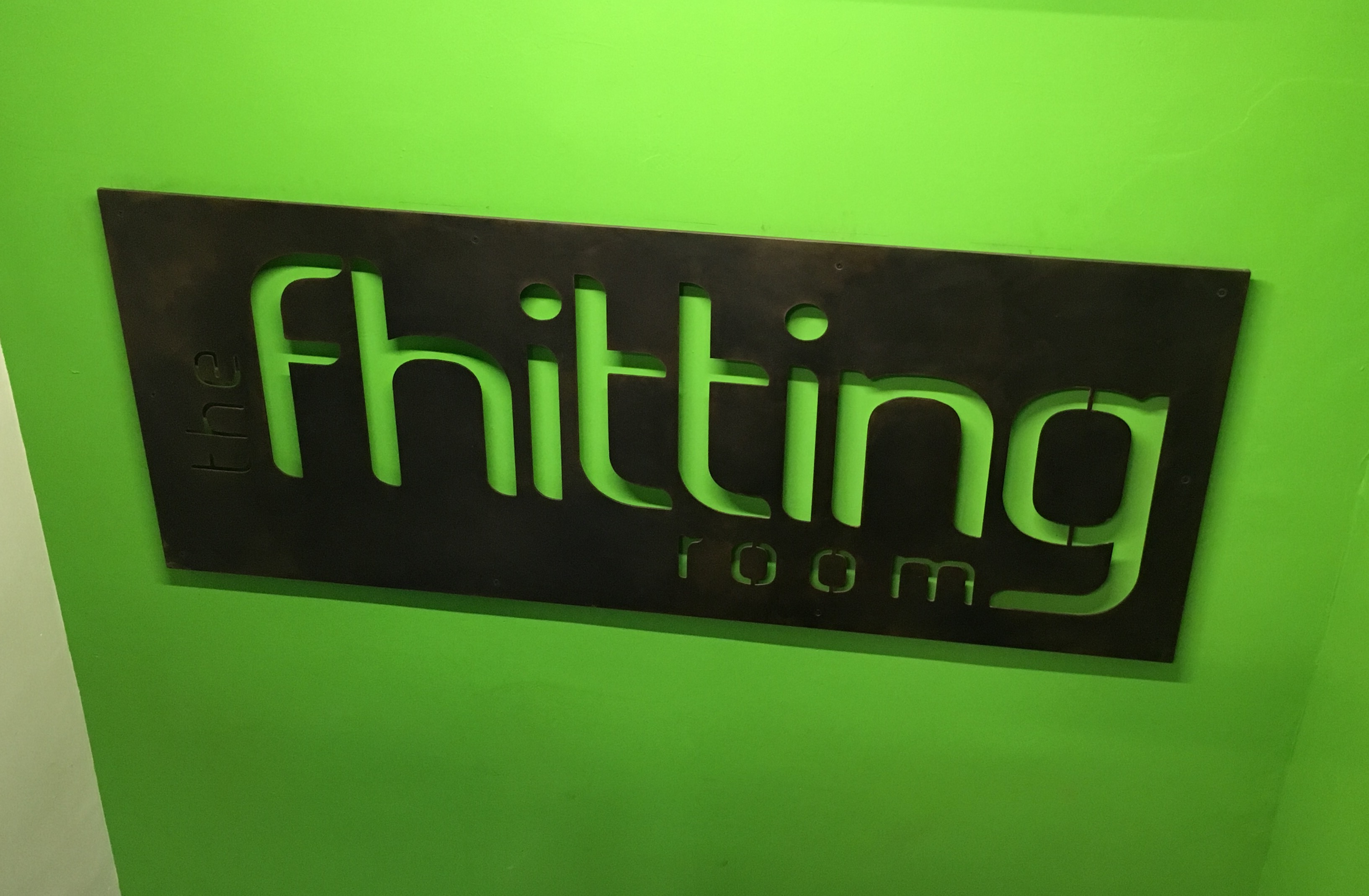 the fhitting room