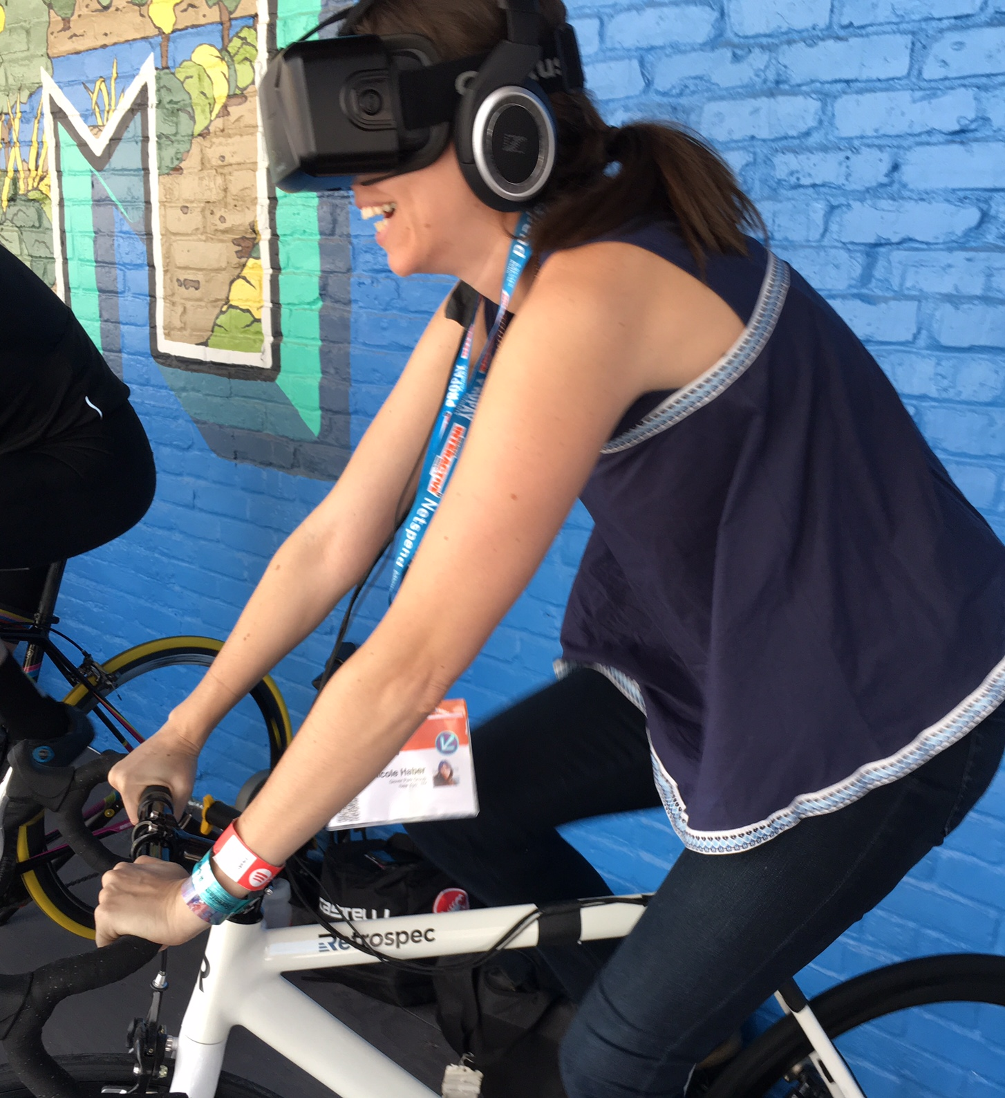 VR ride thanks to IBM