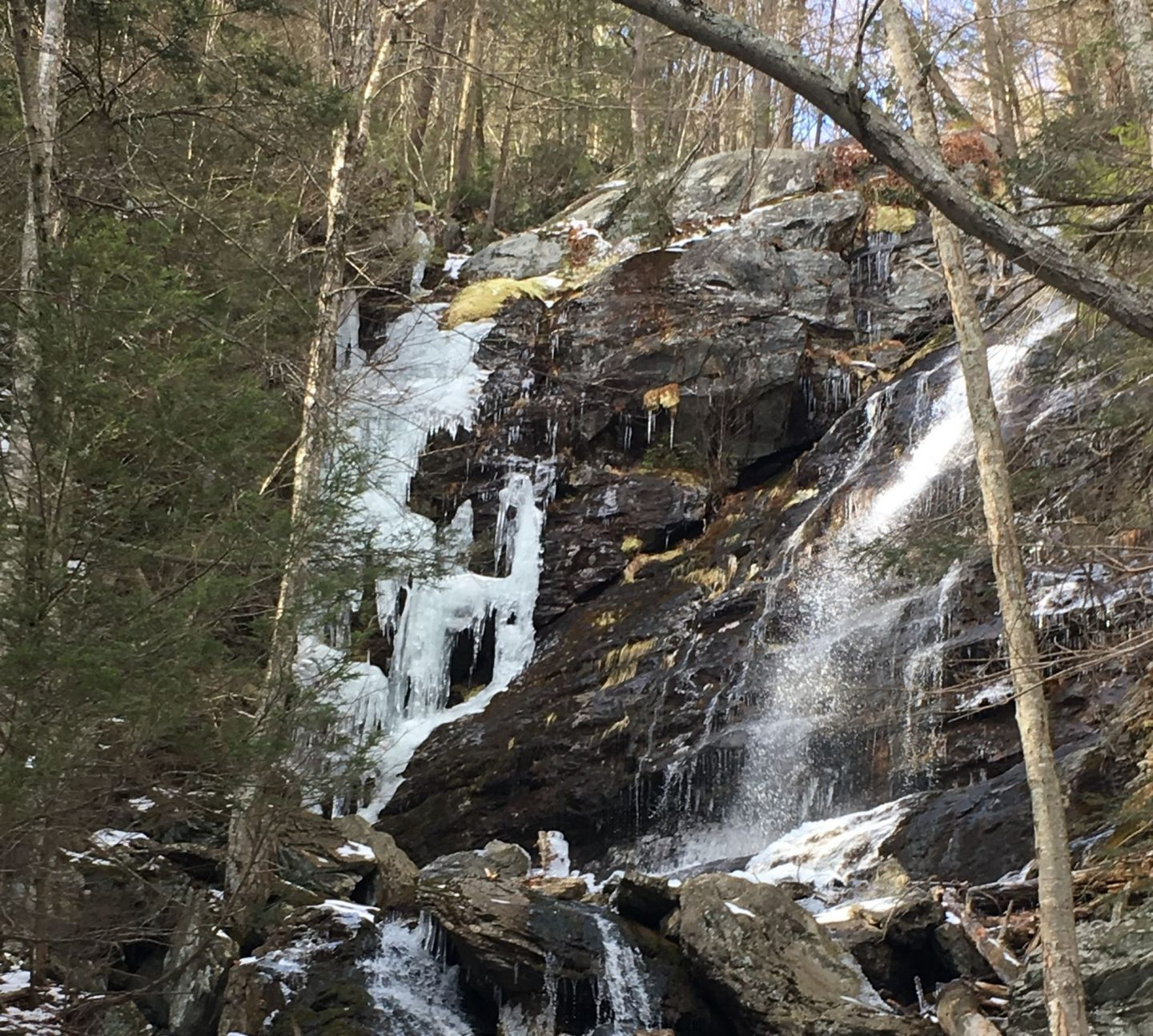 Race Brook Falls